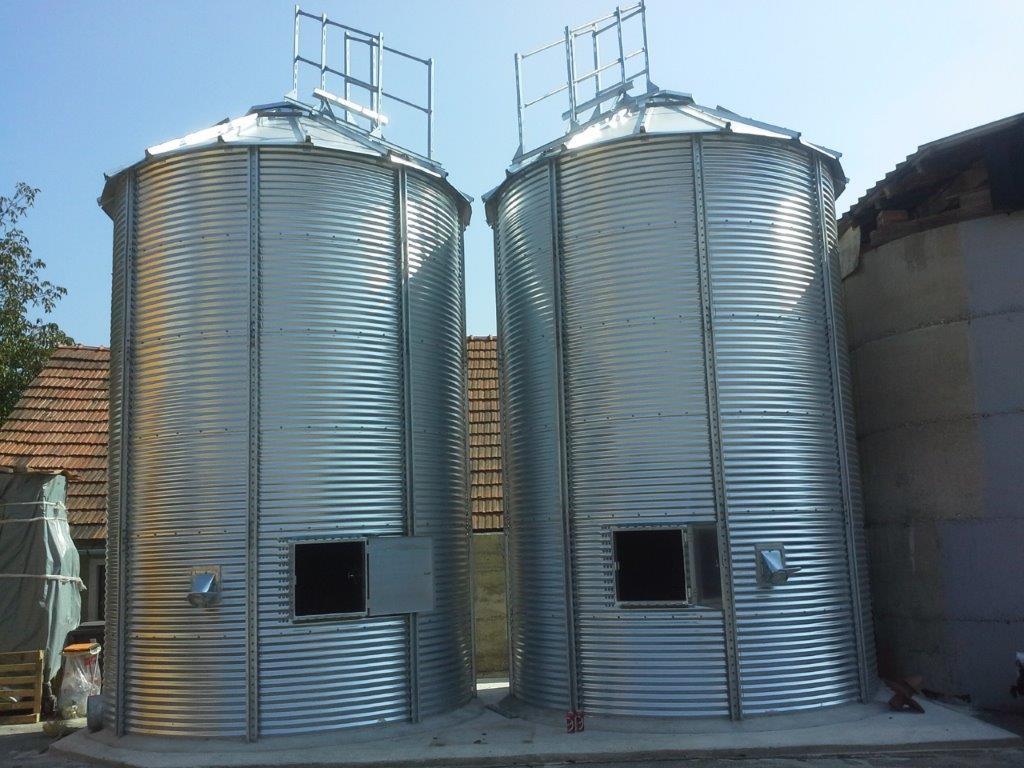Kovinska silosa
